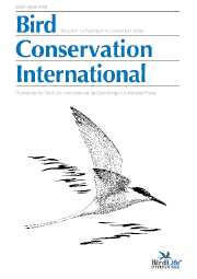 Bird Conservation International Volume 13 - Issue 4 -