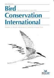 Bird Conservation International Volume 16 - Issue 2 -