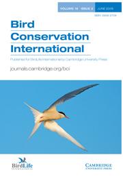 Bird Conservation International Volume 19 - Issue 2 -