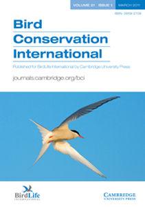 Bird Conservation International Volume 21 - Issue 1 -