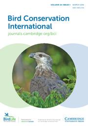 Bird Conservation International Volume 24 - Issue 1 -