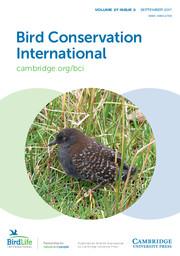 Bird Conservation International Volume 27 - Issue 3 -