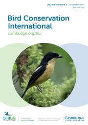 Bird Conservation International Volume 27 - Issue 4 -