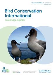 Bird Conservation International Volume 28 - Issue 2 -