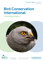 Bird Conservation International Volume 31 - Issue 2 -