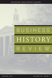 Business History Review