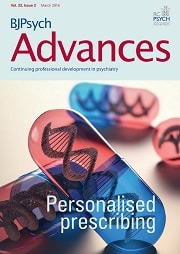 BJPsych Advances Volume 22 - Issue 2 -