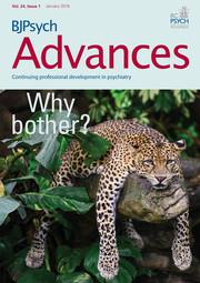 BJPsych Advances Volume 24 - Issue 1 -