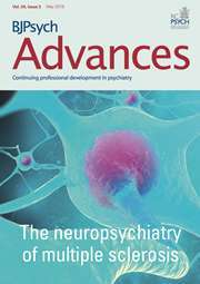 BJPsych Advances Volume 24 - Issue 3 -