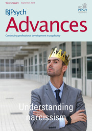 BJPsych Advances Volume 24 - Issue 5 -
