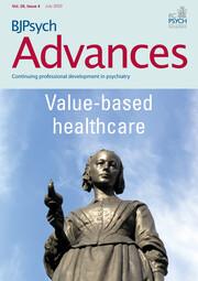 BJPsych Advances Volume 26 - Issue 4 -