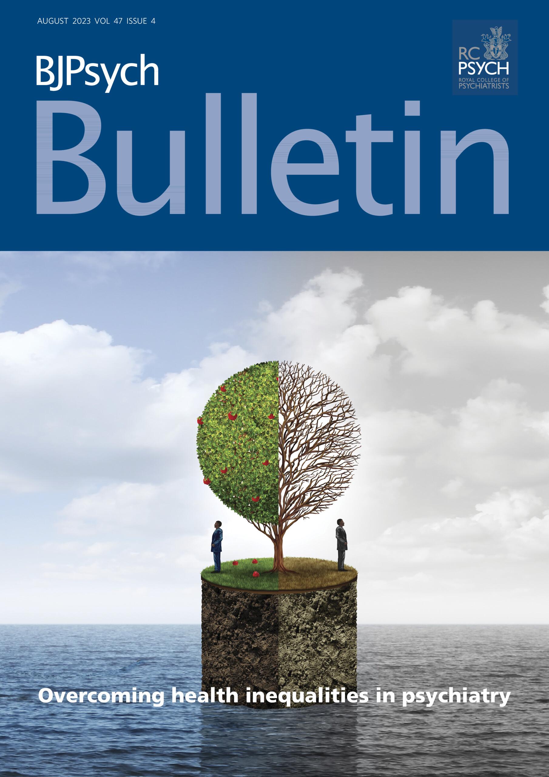 BJPsych Bulletin | Cambridge Core