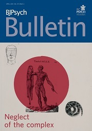 BJPsych Bulletin Volume 39 - Issue 2 -