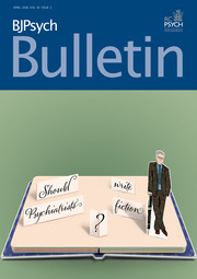 BJPsych Bulletin Volume 42 - Issue 2 -