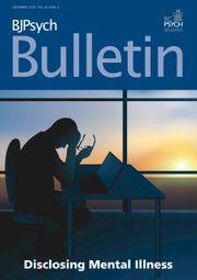 BJPsych Bulletin Volume 44 - Issue 6 -