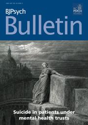 BJPsych Bulletin Volume 45 - Issue 3 -