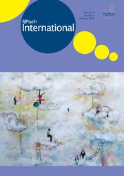 BJPsych International Volume 16 - Issue 1 -