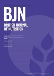 Картинки по запросу British Journal of Nutrition  Journal