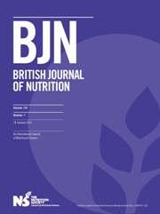 British Journal of Nutrition Volume 107 - Issue 1 -