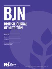British Journal of Nutrition Volume 107 - Issue 11 -