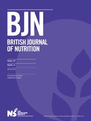 British Journal of Nutrition Volume 107 - Issue 12 -