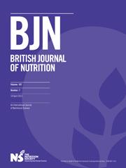 British Journal of Nutrition Volume 107 - Issue 7 -