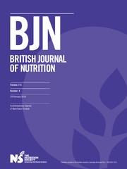 British Journal of Nutrition Volume 111 - Issue 4 -