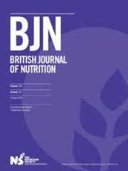 British Journal of Nutrition Volume 113 - Issue 12 -