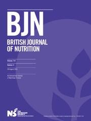 British Journal of Nutrition Volume 114 - Issue 4 -