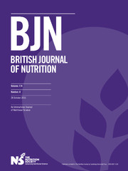 British Journal of Nutrition Volume 114 - Issue 8 -