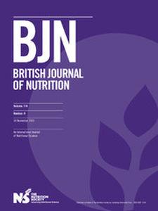 British Journal of Nutrition Volume 114 - Issue 9 -