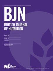 British Journal of Nutrition Volume 115 - Issue 10 -