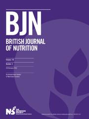 British Journal of Nutrition Volume 115 - Issue 4 -