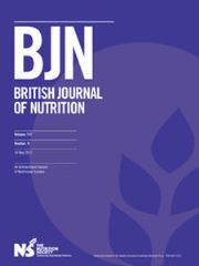 British Journal of Nutrition Volume 117 - Issue 9 -