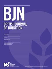 British Journal of Nutrition Volume 121 - Issue 4 -