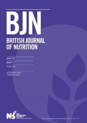 British Journal of Nutrition Volume 123 - Issue 11 -