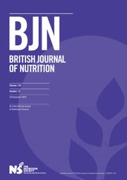 British Journal of Nutrition Volume 124 - Issue 12 -