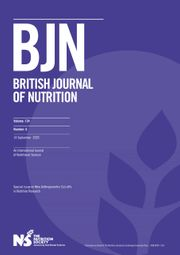 British Journal of Nutrition Volume 124 - Issue 5 -  Special issue on New Anthropometric Cut-offs in Nutrition Research
