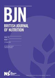 British Journal of Nutrition Volume 124 - Issue 7 -