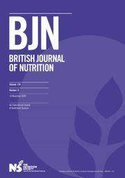 British Journal of Nutrition Volume 124 - Issue 9 -