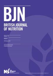 British Journal of Nutrition Volume 125 - Issue 4 -