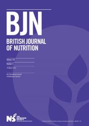 British Journal of Nutrition Volume 125 - Issue 5 -
