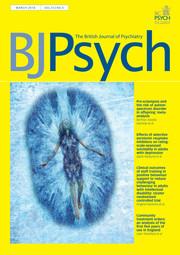 The British Journal of Psychiatry Volume 212 - Issue 3 -