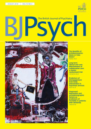 The British Journal of Psychiatry Volume 213 - Issue 2 -