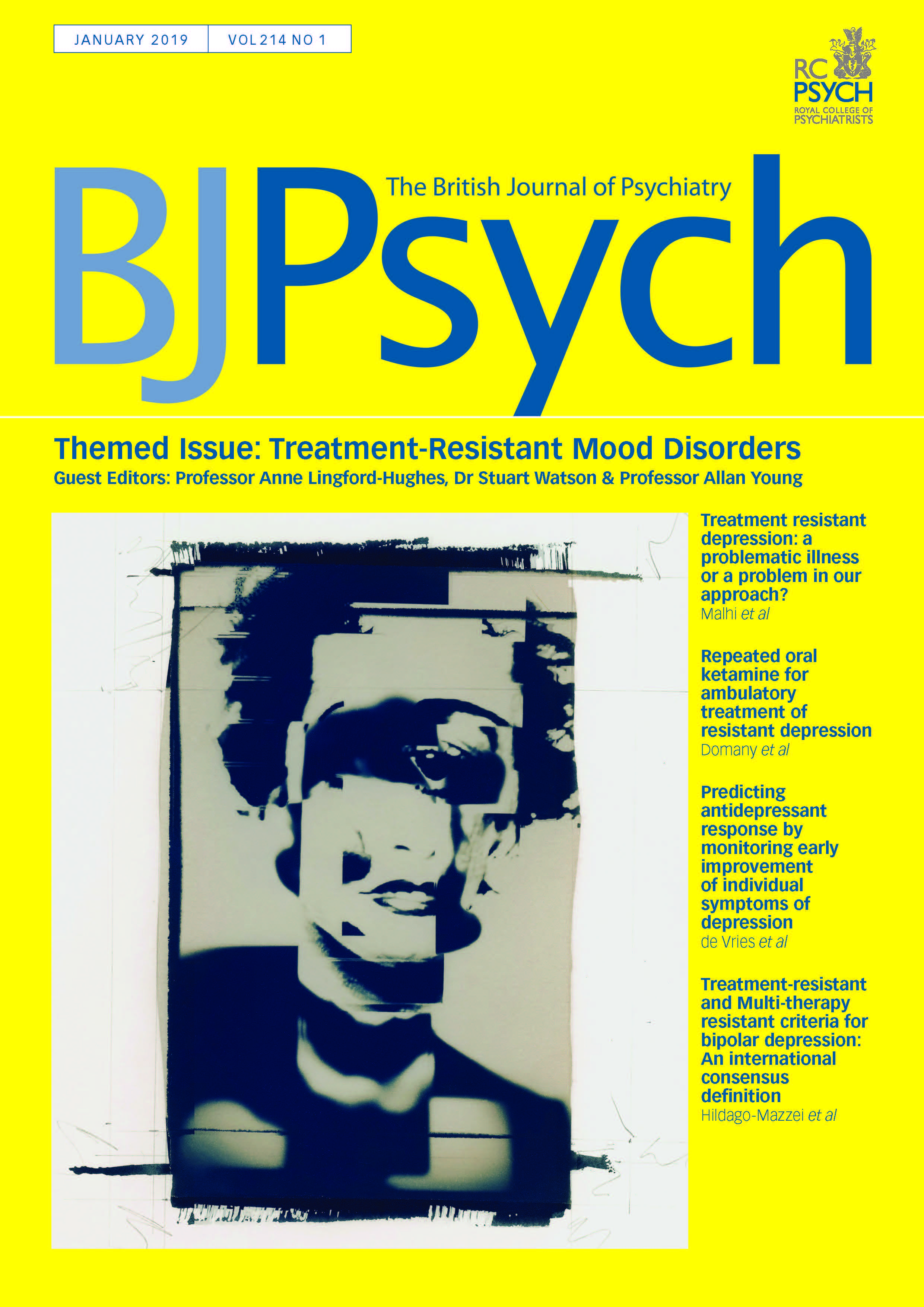 The British Journal of Psychiatry: Volume 214 - Themed Issue