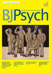 The British Journal of Psychiatry Volume 215 - Issue 1 -