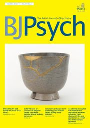 The British Journal of Psychiatry Volume 217 - Issue 2 -