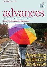 BJPsych Advances Volume 20 - Issue 2 -
