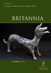 Britannia Volume 51 - Issue  -
