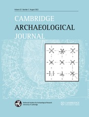 Cambridge Archaeological Journal